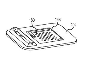 Патент на Apple вгражда говорител в щипката на плеърите