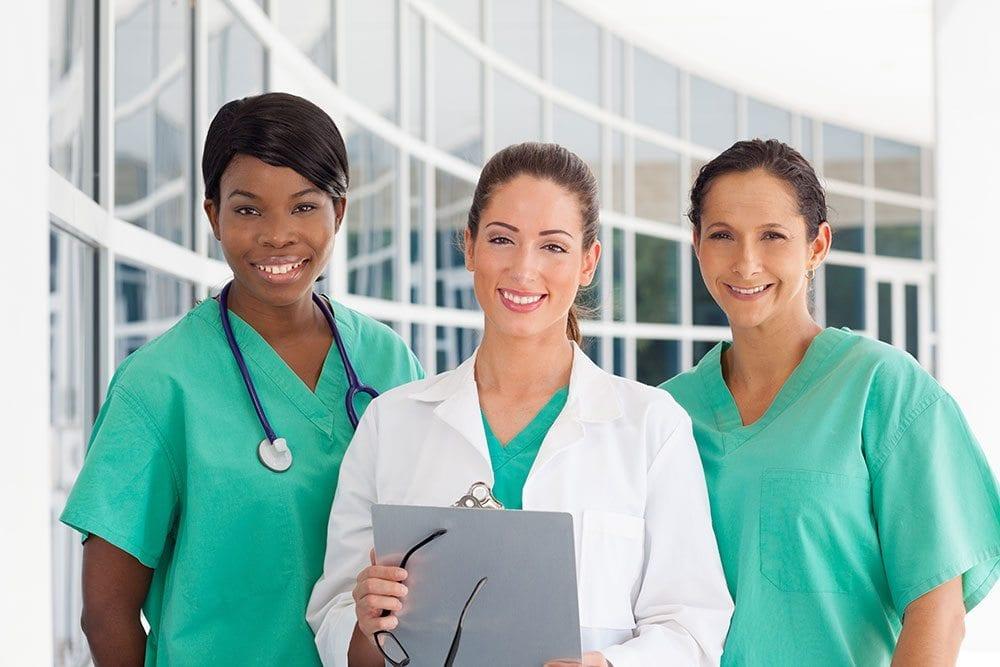 Mobile Cardiac Imaging nurse staff
