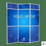 Fold up стенд