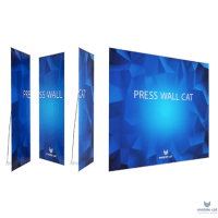 Press Wall Cat стенд