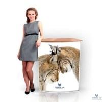 Промостойка Alucounter Cat Expo