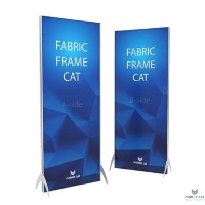 Текстильная рамка Fabric Frame Cat