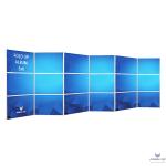 Fold-Up Cat Album 6×3 секции 600х210 см