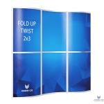 Fold-Up Cat Twist 3×2 секции 219,6х200 см