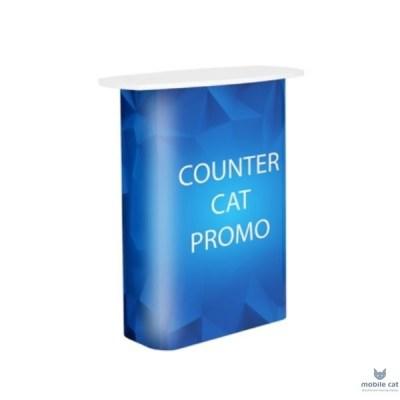 Мобильная промостойка Counter Cat Promo Mobile Cat