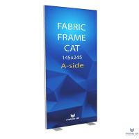 Fabric Frame Cat 145×245 см односторонний
