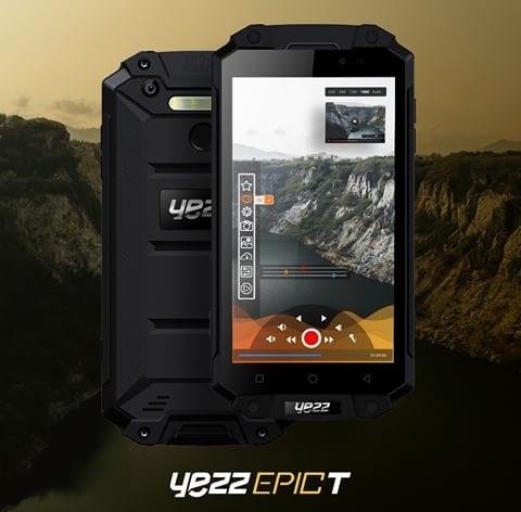 Yezz Epic T