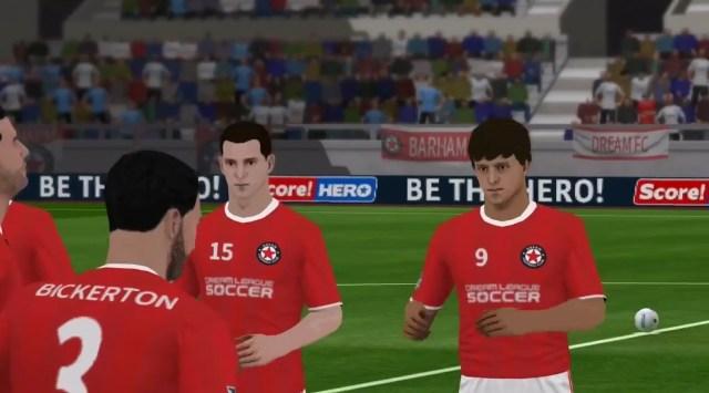 Dream League Soccer 2018 DLS 18 MOD APK Hack Unlimited Money