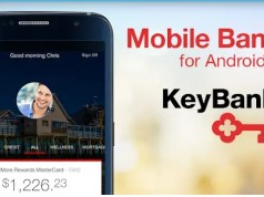 Keybank Mobile App