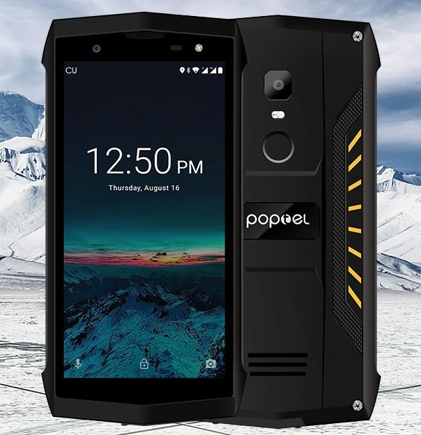 Poptel P8