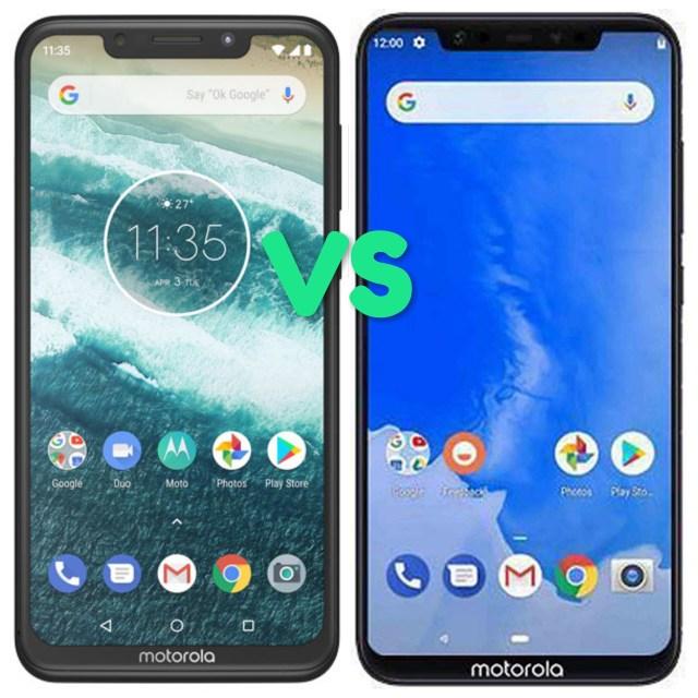 Motorola One Vs One Power
