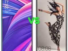 Oppo R17 Pro Vs Huawei P20 Pro