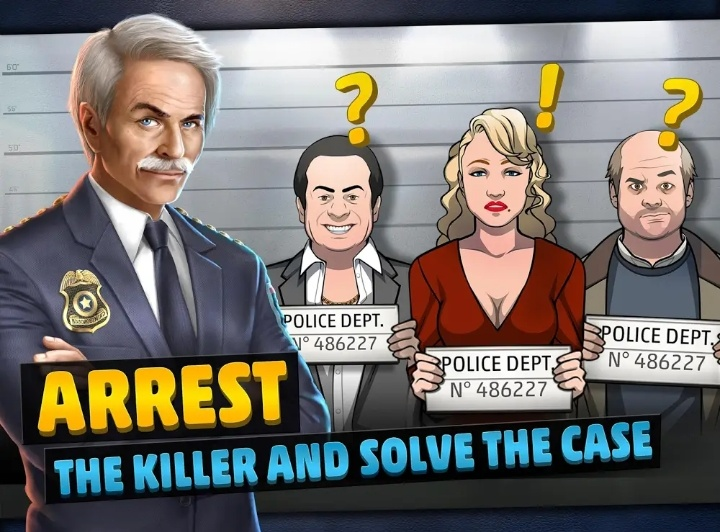 Download Criminal Case Mod Apk-Get Unlimited[Cheat Mods/Hints/Money/Energy]