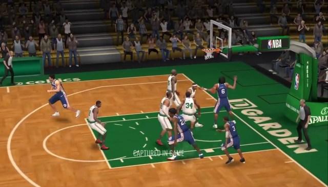 NBA Live APK MOD