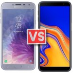 Samsung Galaxy J4 Vs J4 Plus