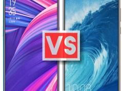 Oppo R17 Vs Honor 8X Max