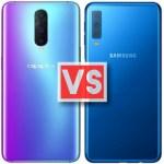 Oppo R17 Pro Vs Samsung Galaxy A7 2018