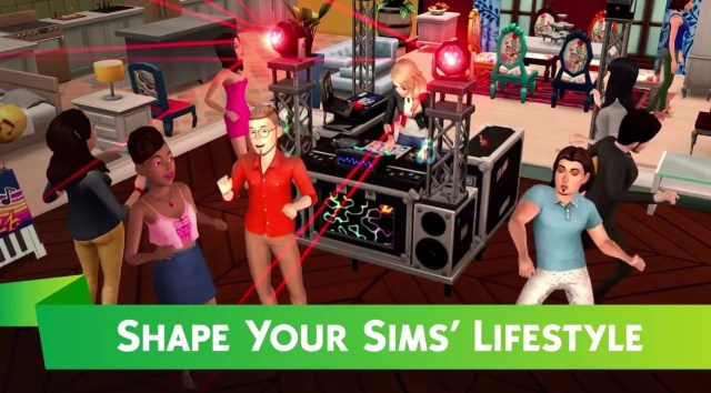 The Sims Mobile MOD APK