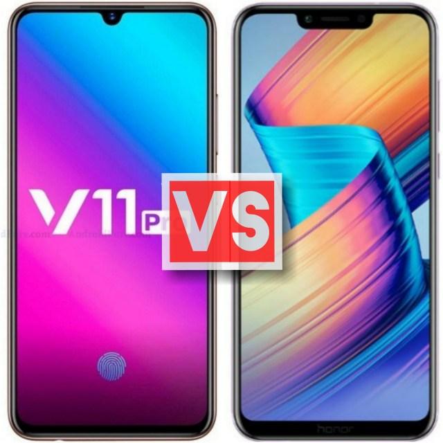 Vivo V11 Pro Vs Honor Play
