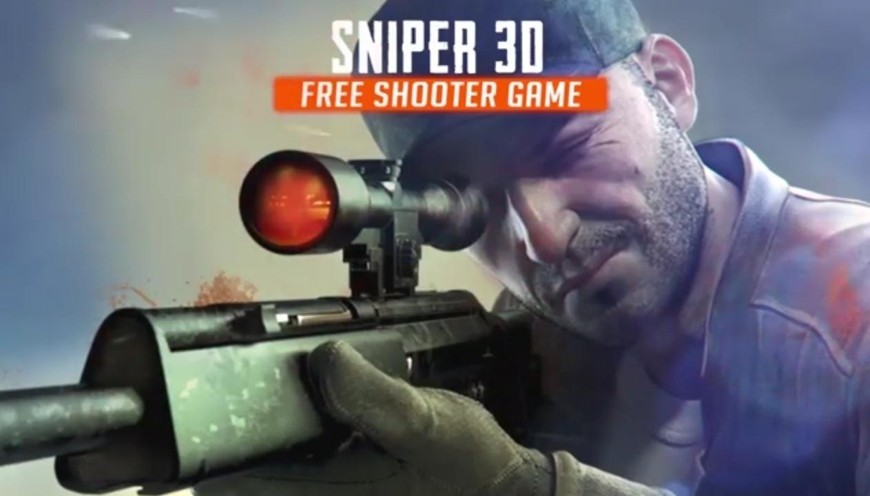 Sniper 3d Mod Apk Hack Cheats Unlimited Money Diamonds