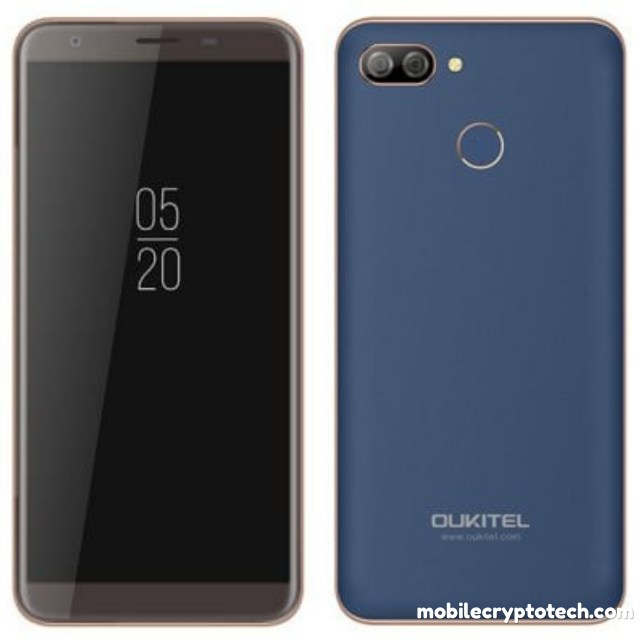 Oukitel C11