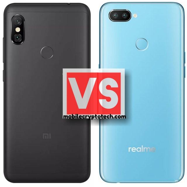 Redmi Note 6 Pro Vs Realme 2 Pro