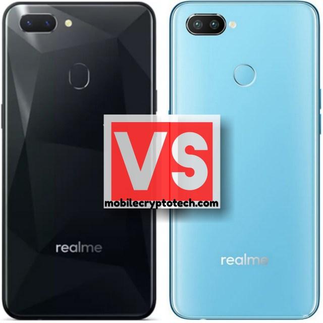 Oppo Realme 2 Vs Realme 2 Pro