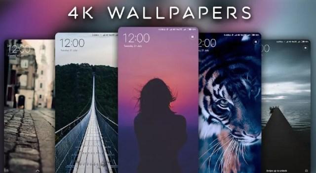 Download 4K Wallpapers App