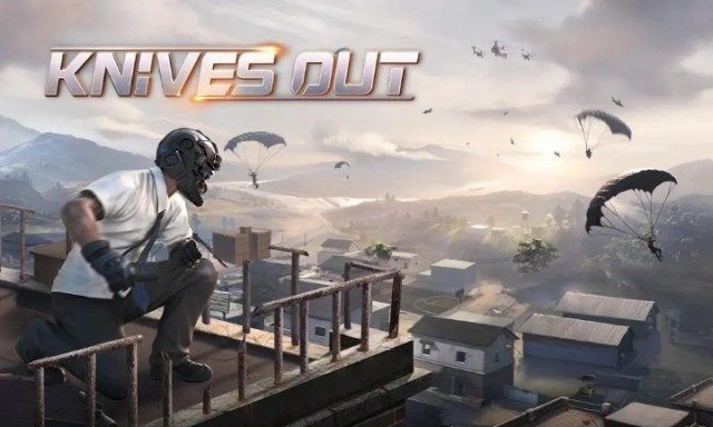 Knives Out MOD APK