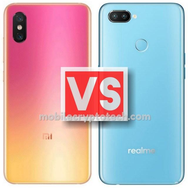 Xiaomi Mi 8 Pro Vs Realme 2 Pro