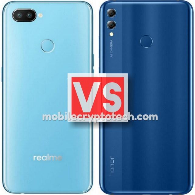 Realme 2 Pro Vs Honor 8X Max
