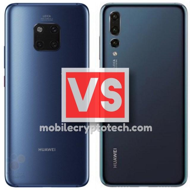 Huawei Mate 20 Pro Vs P20 Pro