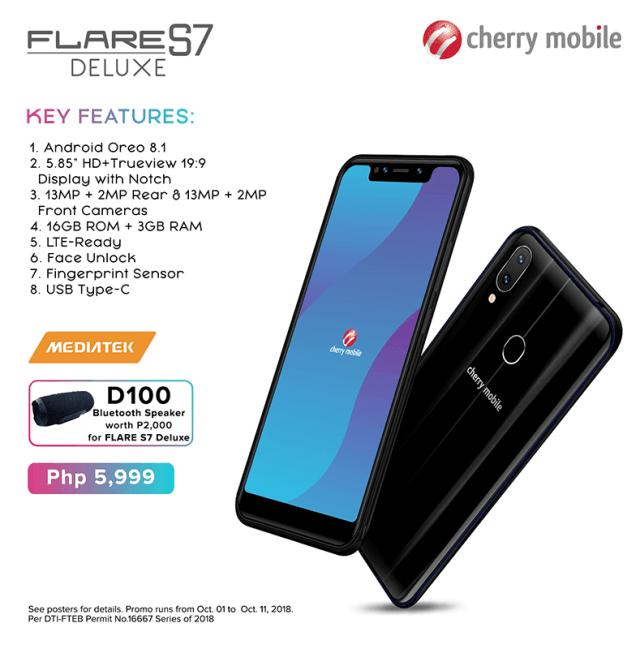 Cherry Mobile Flare S7 Deluxe