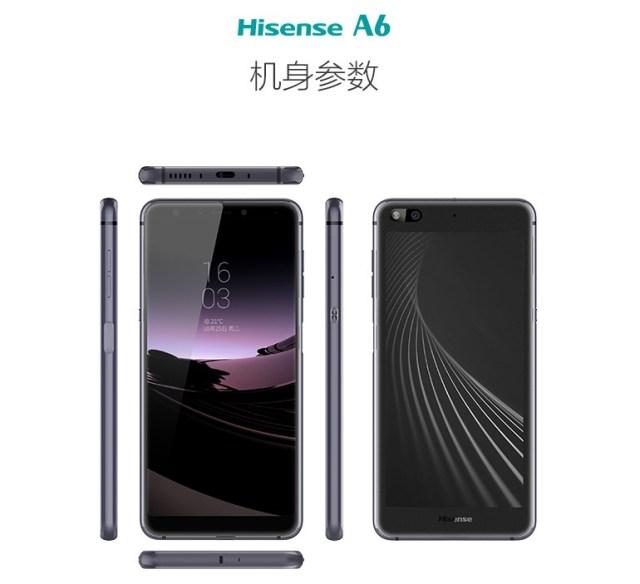 HiSense A6