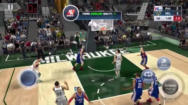 NBA 2K19 MOD APK