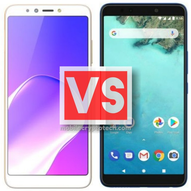 Infinix Hot 6 Pro Vs Infinix Note 5