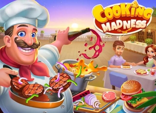 Cooking Madness MOD APK