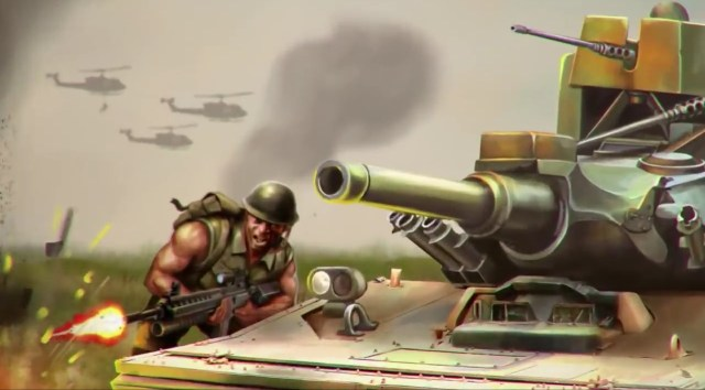 World War Rising MOD APK