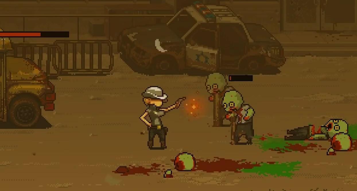 Dead Ahead Zombie Warfare MOD APK