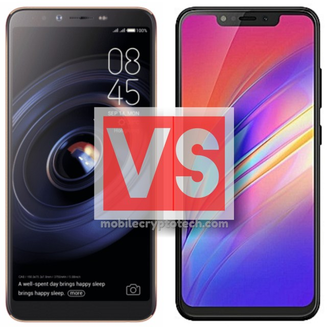 Tecno Camon X Vs Infinix Hot 6X