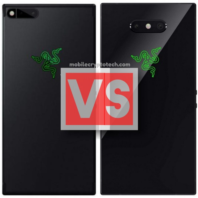 Razer Phone Vs Razer Phone 2