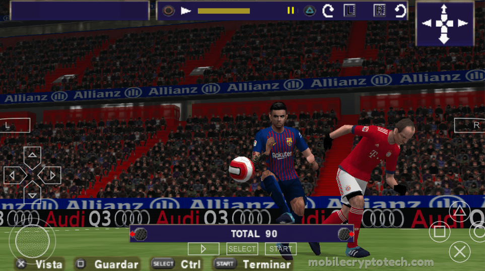 download pes 2019 ppsspp for android