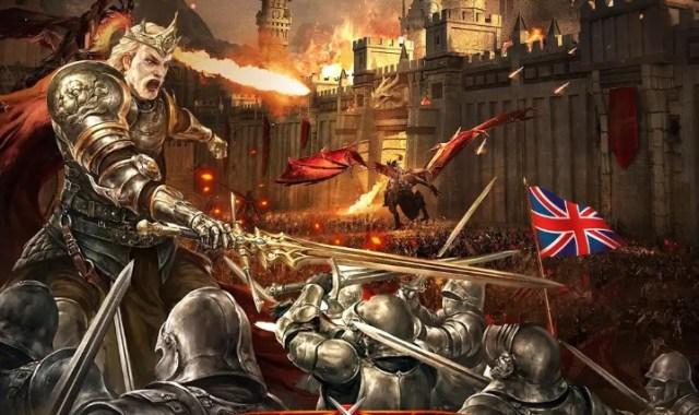 King Of Avalon Dragon Warfare MOD APK