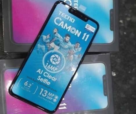 Tecno Camon 11 (XI)