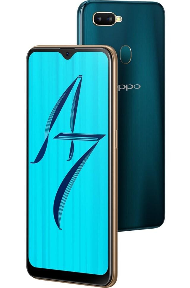 Oppo A7