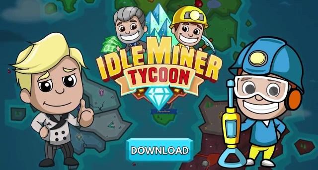 Idle Miner Tycoon MOD APK