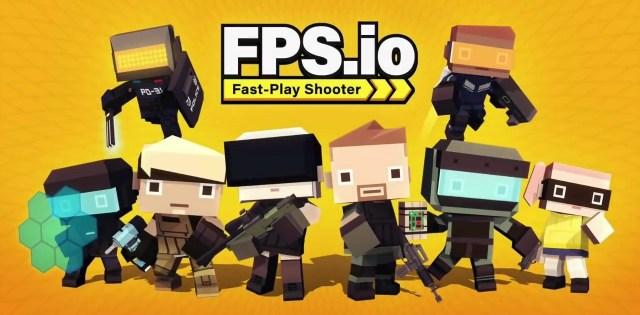 FPS.io MOD APK