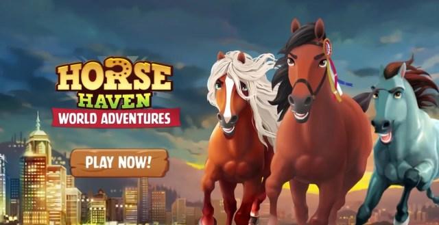 Horse Haven World Adventures MOD APK