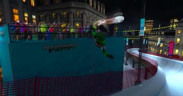 Snowboard Party MOD APK
