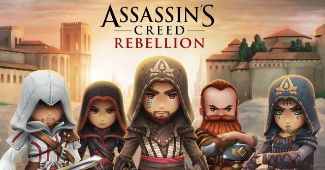 Assassins Creed Rebellion MOD APK